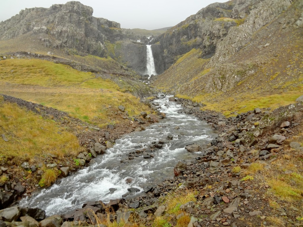 Waterfalls along the Ring Road Iceland