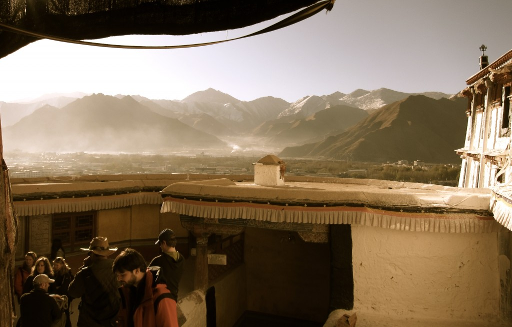 Traveling in Tibet, the Rooftop of the World - Potala Palace