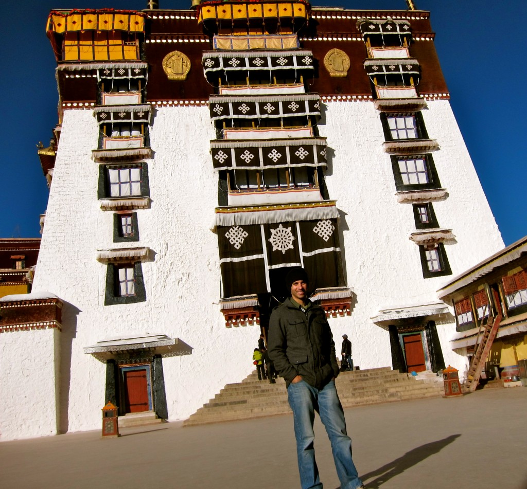 Tibet, the Rooftop of the World - Potala Palace