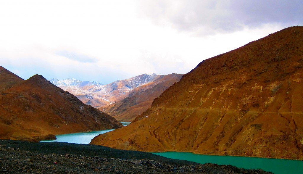 On the way to Shigatse