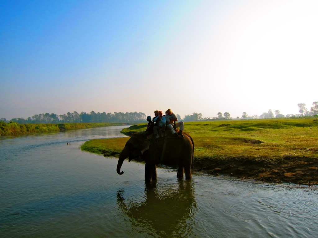 Three day tour in Chitwan National Park...