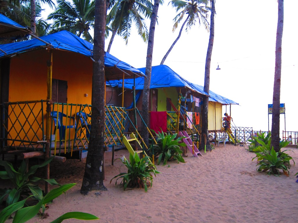 Two Weeks in a Palolem Beach Hut