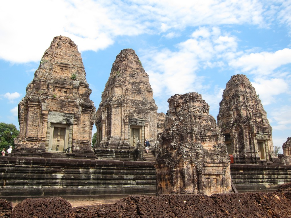Siem Reap and the Angkor Wat Temples in Cambodia
