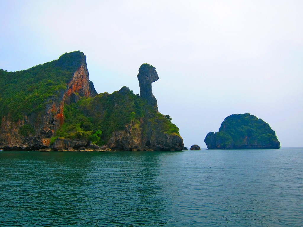 Chicken Head Island - Krabi