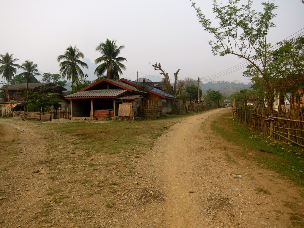Nathong Village, Laos