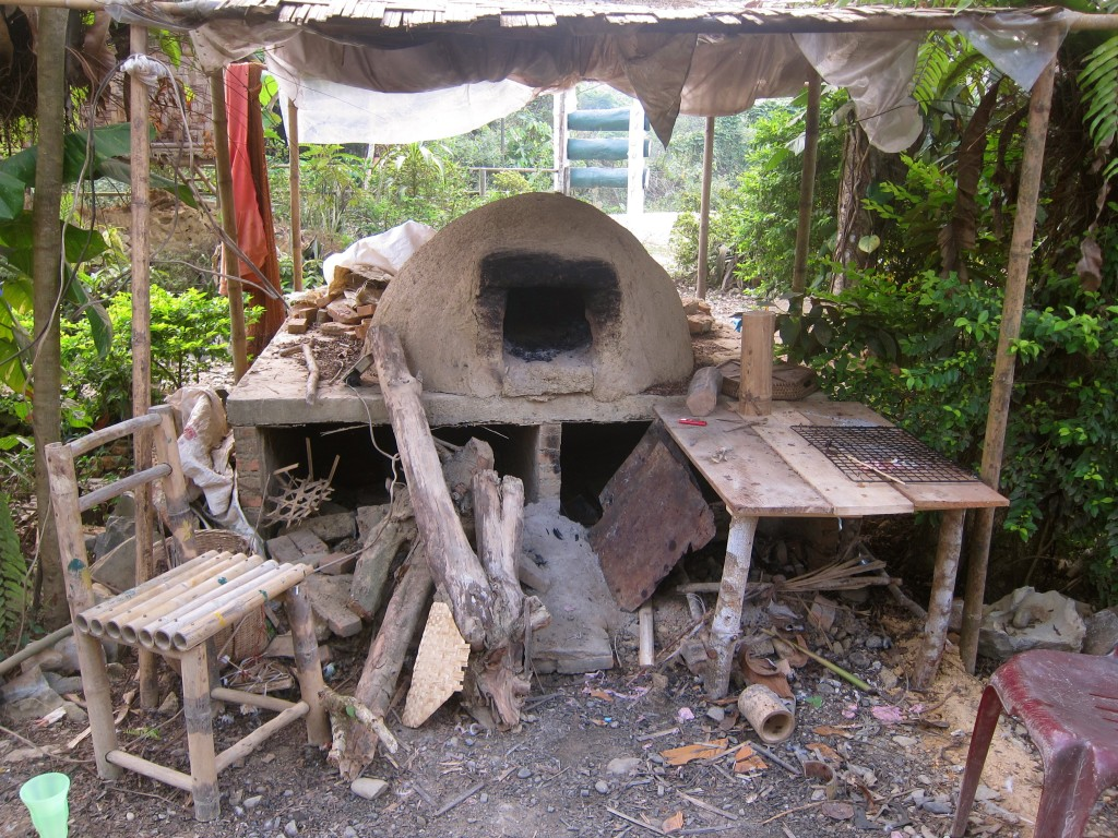Clay Oven at SAELAO