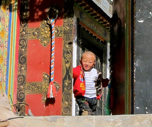 People Around the World - Lhasa, Tibet