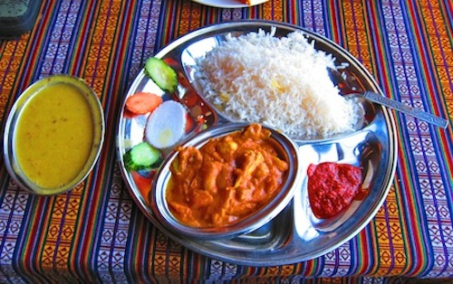Dedicated Travel Food Post #3 - Nepal