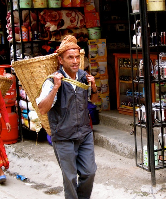 People from Around the World #2 - Nepal