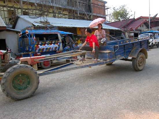 People from Around the World #2 - Vang Vieng, Laos