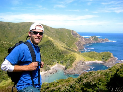 Free things to do in New Zealand - Cape Reigna